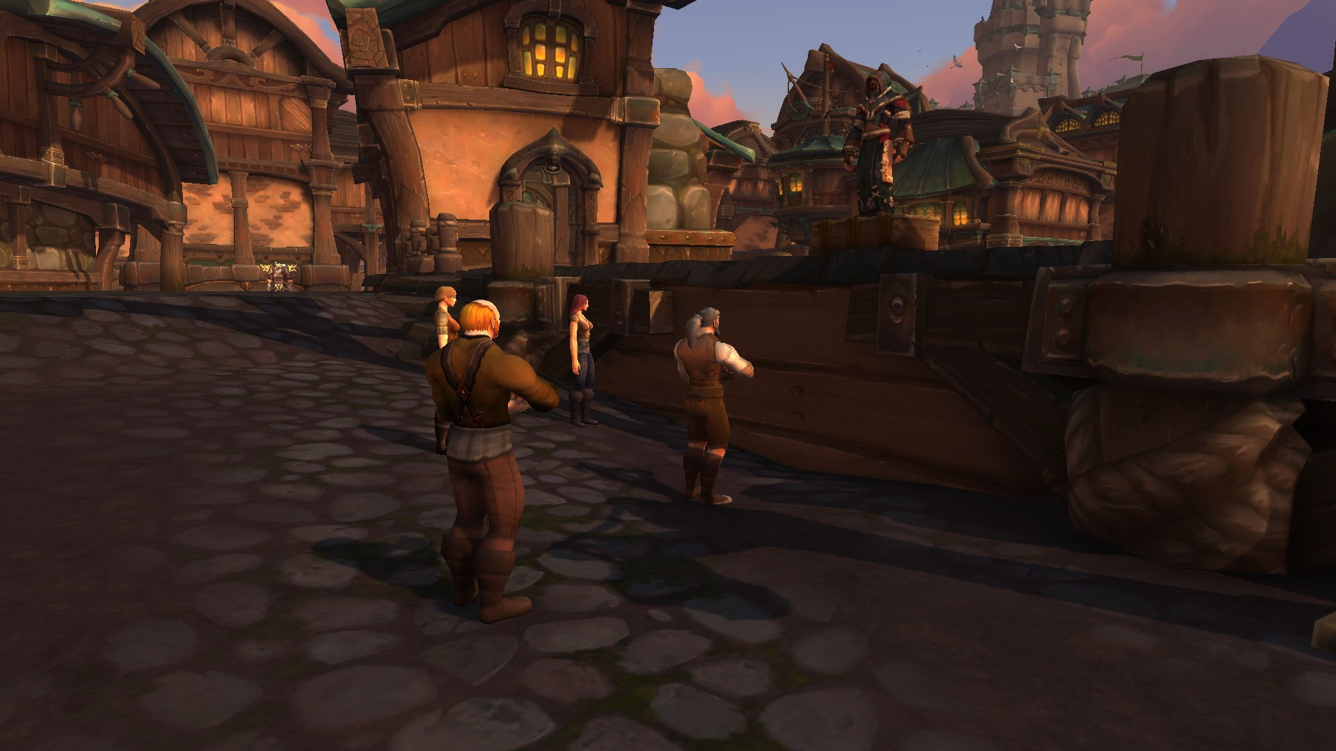 Battle for Azeroth - Boralus Updates, BfA Profession Leveling, Blue Posts, BfA Hunter