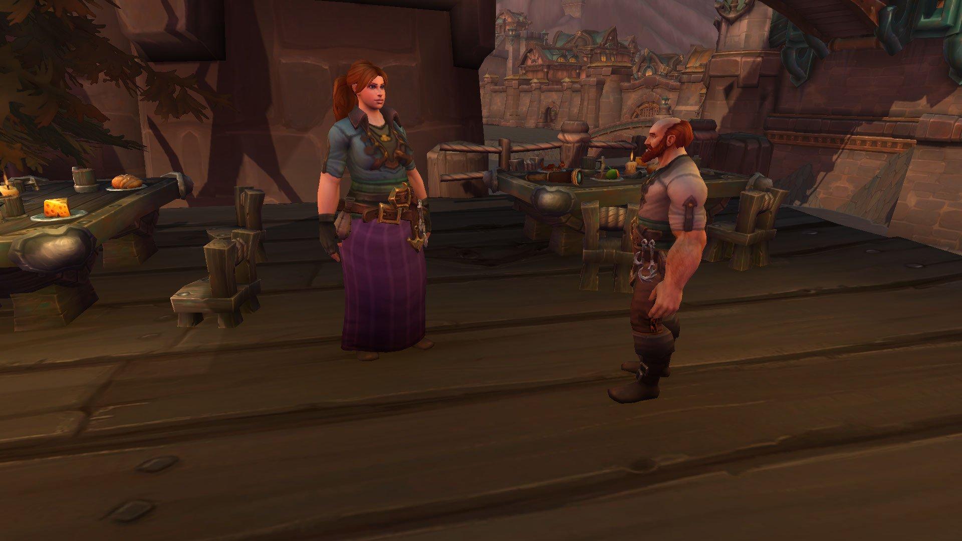 Battle for Azeroth - Boralus Updates, BfA Profession