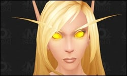 Blood Elf Golden Eyes, Spells and the Global Cooldown