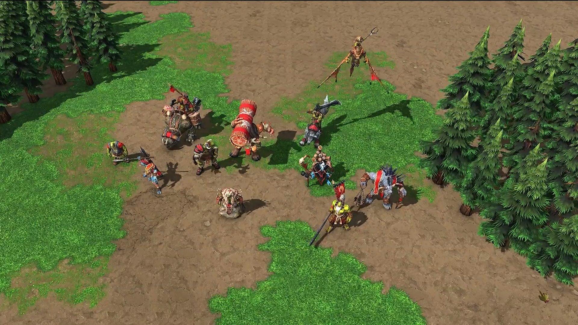 Inside Warcraft III: Reforged Panel Recap