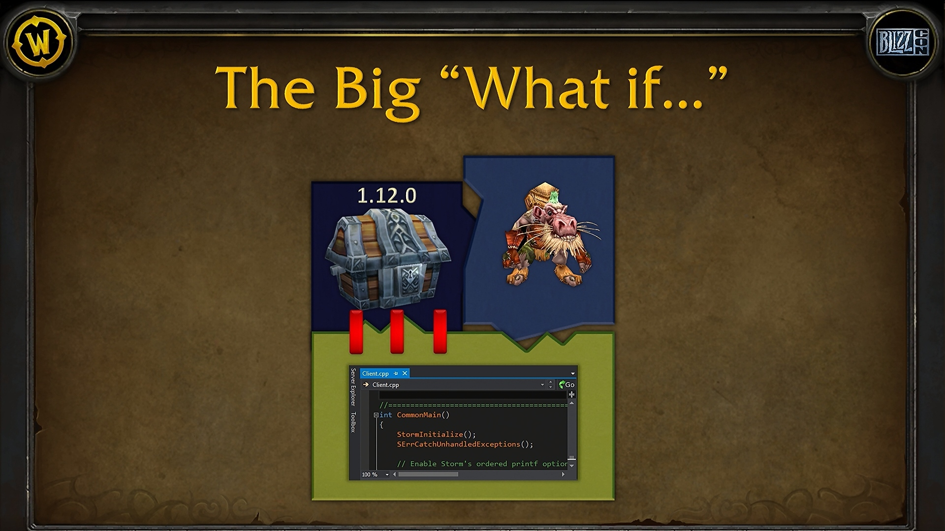 Restoring History: Creating WoW Classic Panel - MMO-Champion