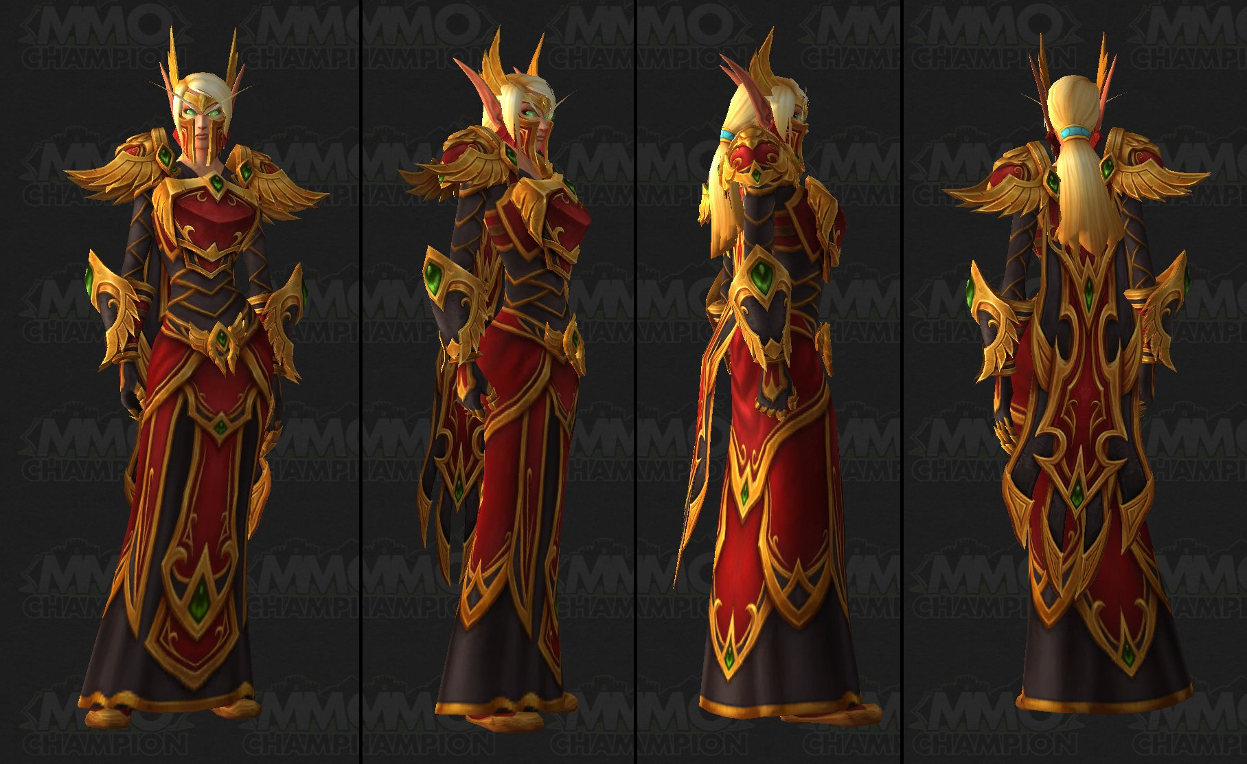 Void Elf Heritage Armor Questline : My sunshadow sisters are looking so magnificent in this armor i'm so proud for my elf.honestly, when blood elves will get the heritage armor, the horde elves will be awesome.