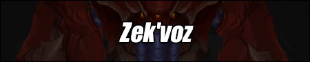 Zek'voz Guide - WoW Uldir Boss Strategies and Loot List