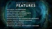 Rise of Azshara İçerik Önizleme Canlı Yayını