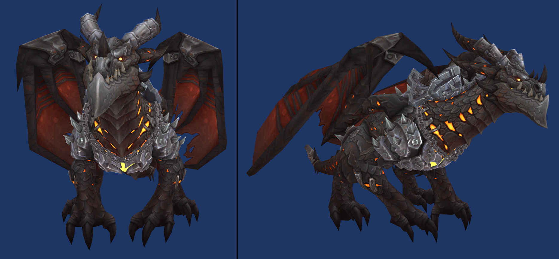 Wow 15th anniversary deathwing mount