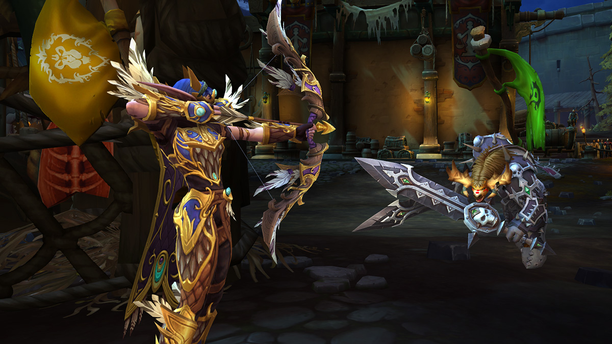 Tides of Vengeance Part 2 Goes Live January 22, Azerite Armor