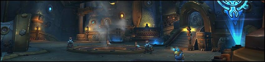 Battle for Azeroth Season 3, Azshara's Eternal Palace Raid
