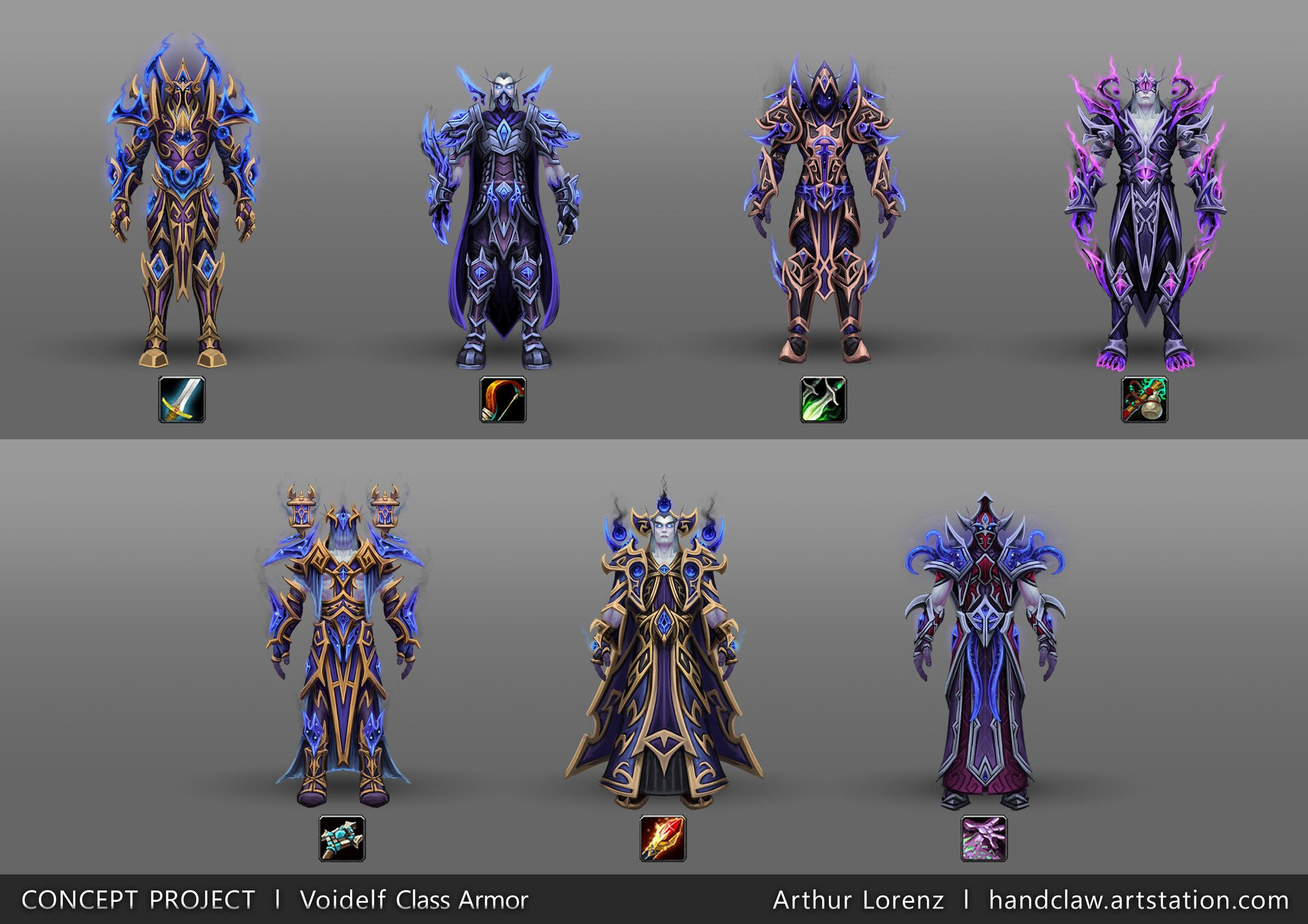Racial Class Armor Design Fan Art By Arthur Lorenz Mmo Champion Order your blood elf heritage armor boost now! racial class armor design fan art by